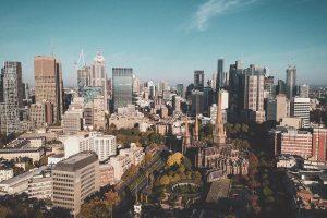 Melbourne's Skyline